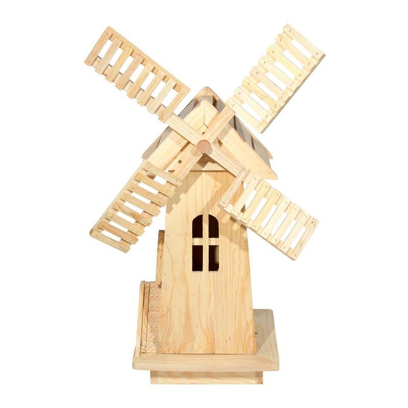 Shine Company Inc. Lawn Windmill & Reviews | Wayfair