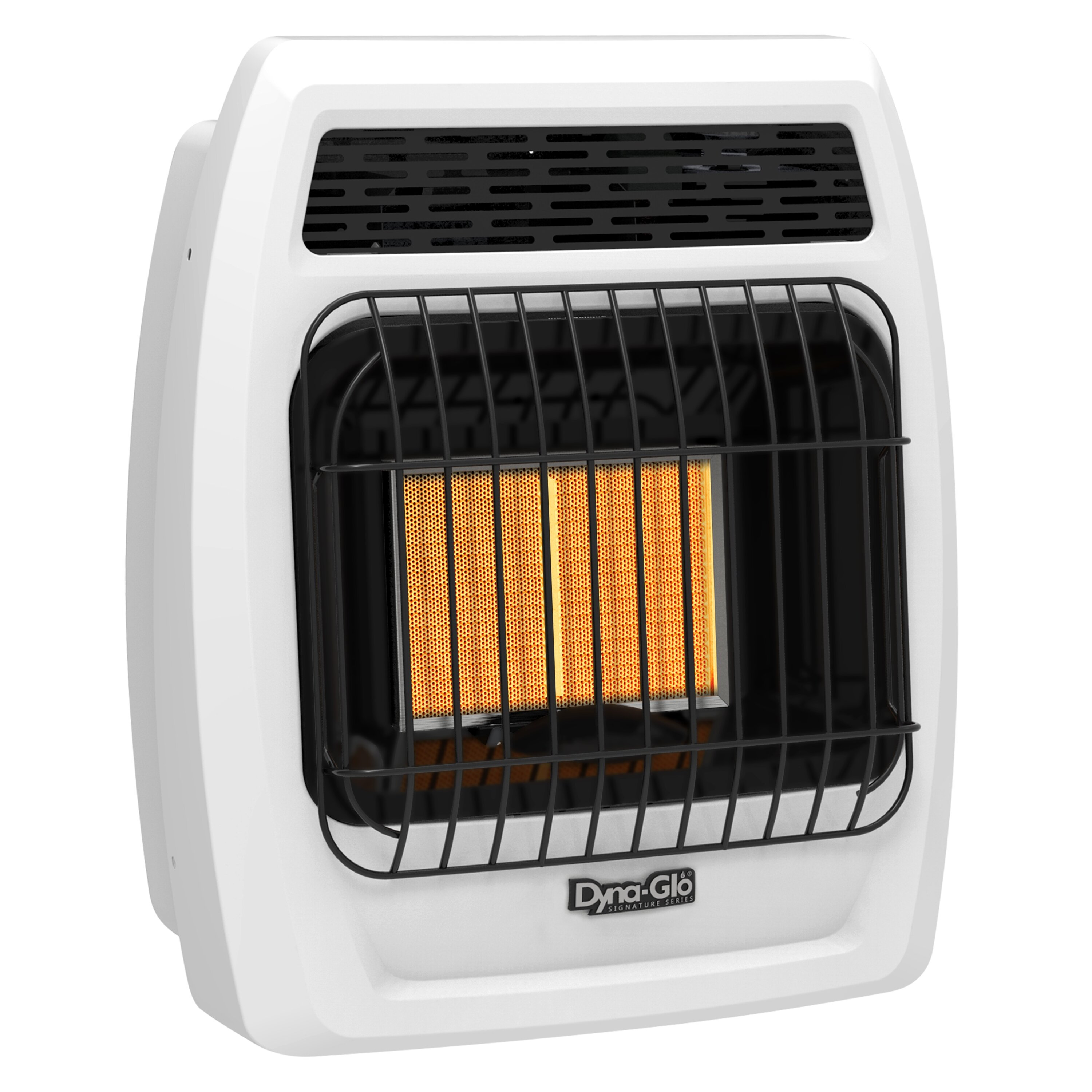 Propane Radiant Heater >> Dyna Glo Vent Free 12 000 Btu Propane Radiant Wall Heater With Thermostat