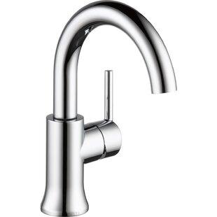 Delta Trinsic® Single Hole Bathroom Faucet and Diamond™ Seal Technology