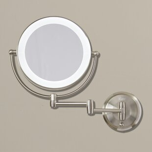 Starke Makeup/Shaving Mirror By Alcott Hill
