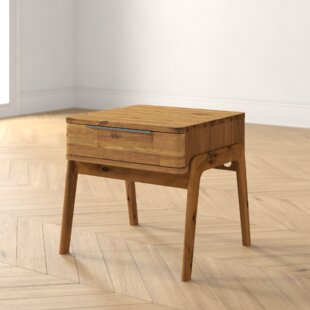 Bradley End Table By Foundstone
