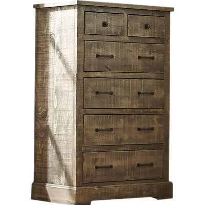 Buford 6 Drawer Chest by August Grove