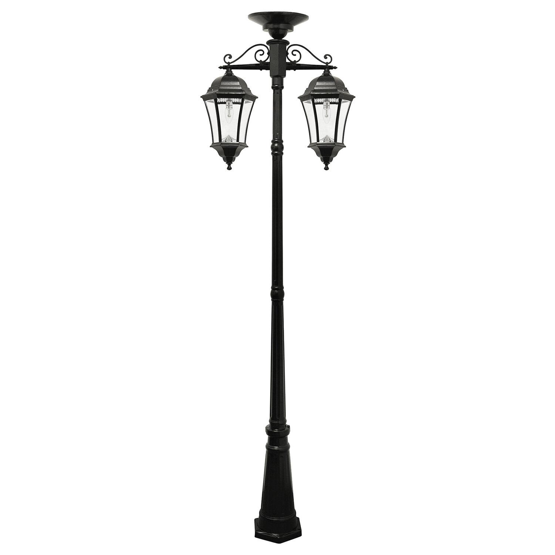 Charlton Home Almonte Bulb Solar Lamp