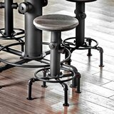 Marquetta Swivel Bar & Counter Stool (Set of 2) by 17 Stories