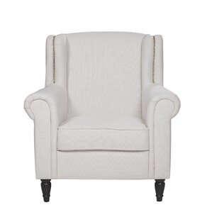 Riverside Classic Wingback Chair by Charlton..