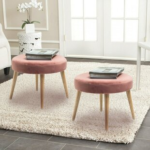 Maire Tufted Ottoman (Set of 2) by Turn on the Brights