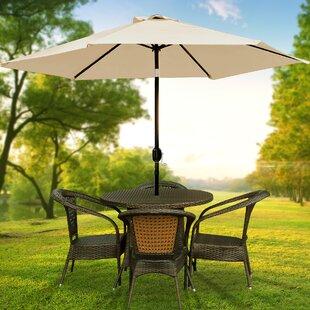 Ivy Bronx Charlena 10' Market Umbrella