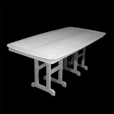 Nautical Rectangular 29 Inch Table by POLYWOOD® Purchase