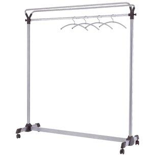 60 W Garment Rack Alba