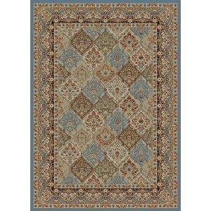 Berniece Gray Area Rug
