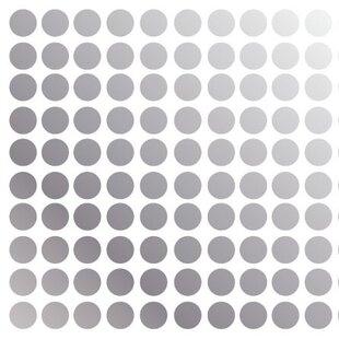Polka Dot Wall Decals Silver Wayfair