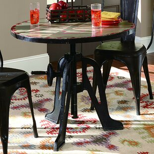 Andrei Adjustable Height Pub Table 17 Stories