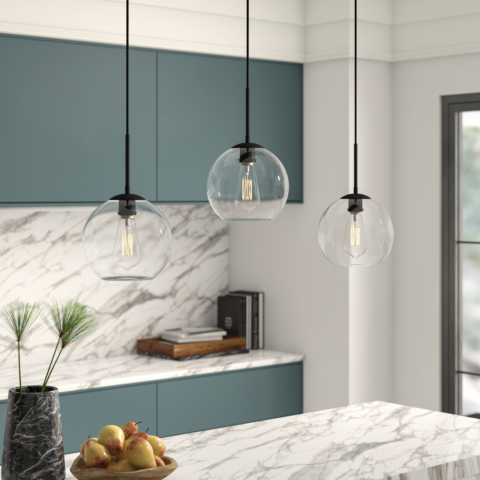 Image of: Kitchen Island Lighting You Ll Love In 2020 Wayfair