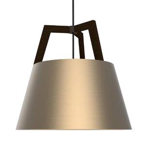 Cerno Imber 1-Light Cone Pendant