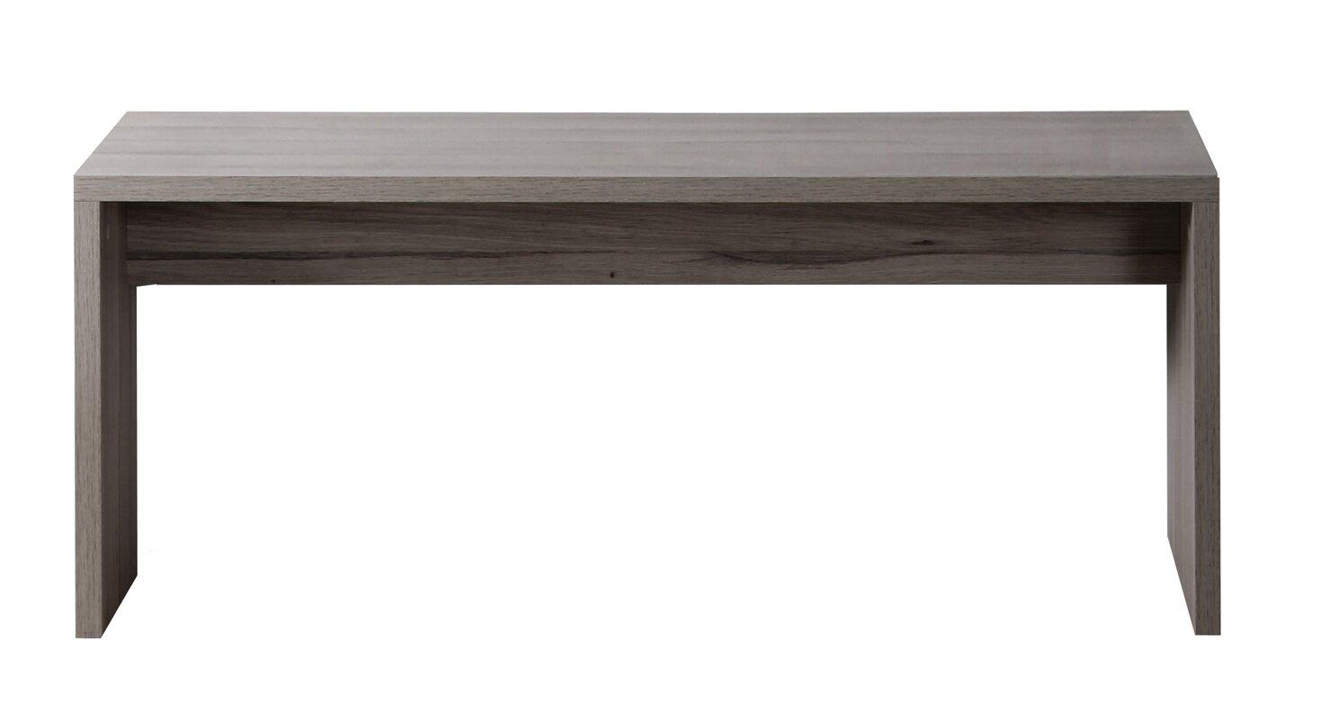 werkstadt garderobenbank skandi aus holz. Black Bedroom Furniture Sets. Home Design Ideas