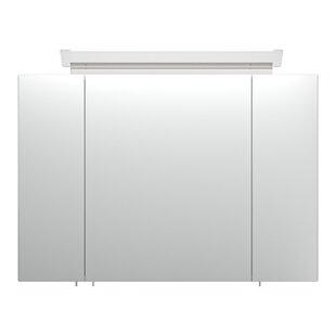 Awad 90 X 62cm Surface Mount Mirror Cabinet By Metro Lane