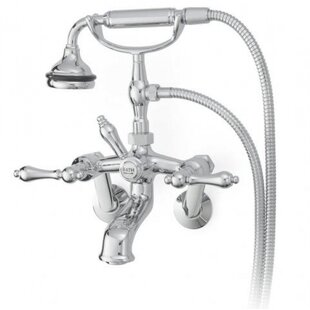 Cheviot Products Deck Mounted Tub Filler ..