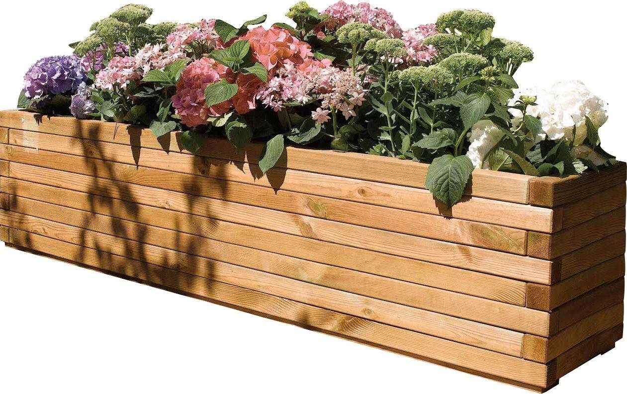 wood planter box - Wood Planter Box