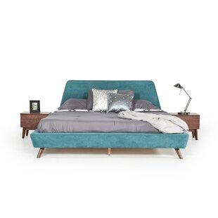 Drumnacole Upholstered Platform Bed by Corrigan Studio