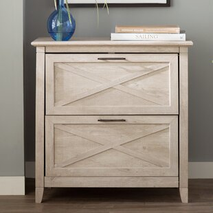 Beachcrest Home Oridatown 2-Drawer Lateral Filing Cabinet