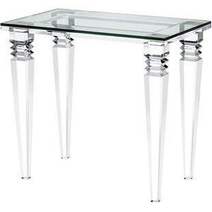 Interlude Savannah End Table