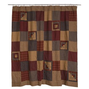 Deals Mccoppin Cotton Shower Curtain ByAugust Grove