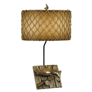 Connery Fishing 31 Table Lamp