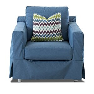 Linwood Armchair by Bay Isle Home