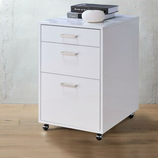 Sabbathi 3-Drawer Vertical Filing Cabinet