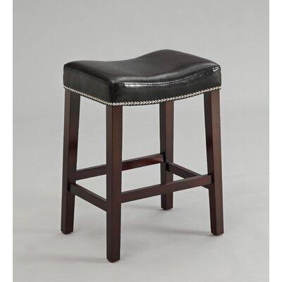 Sensational Kellan 26 Bar Stool Darby Home Co Upholstery Black Pu Alphanode Cool Chair Designs And Ideas Alphanodeonline