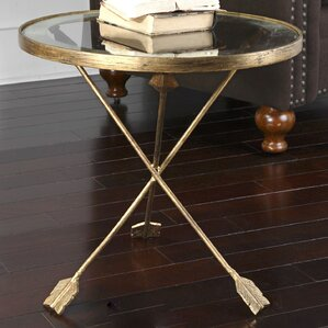 Aero End Table by Uttermost