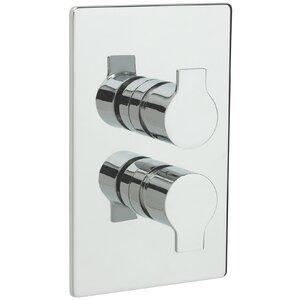 Zweigriff-Duscharmatur Unterputz Angle von Belfry Bathroom