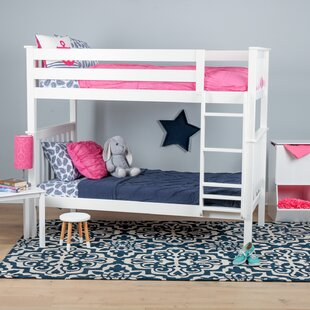 Joleen Twin over Twin Bunk Bed