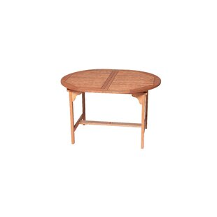 Calliphon Extendable Wooden Dining Table Image