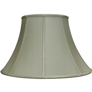 Charlotte 16.5 Silk Bell Lamp Shade