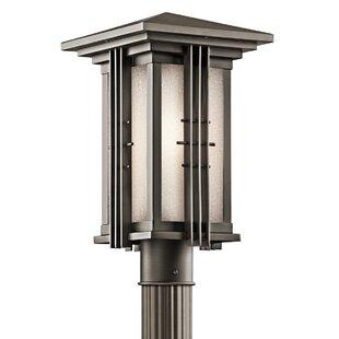 Halliburton 1-Light Lantern Head by Red Barrel Studio