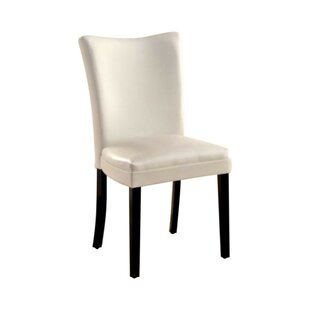 Rohando Leather Upholstered Dining Chair ..