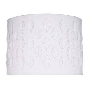 Best Review 14 Paper Drum Lamp Shade By Aspen Creative Corporation