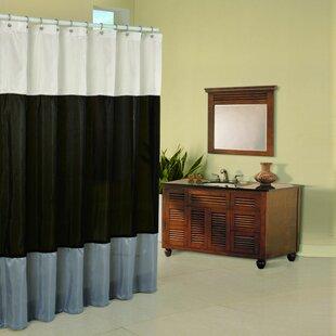 Ellard Shower Curtain by Charlton Home