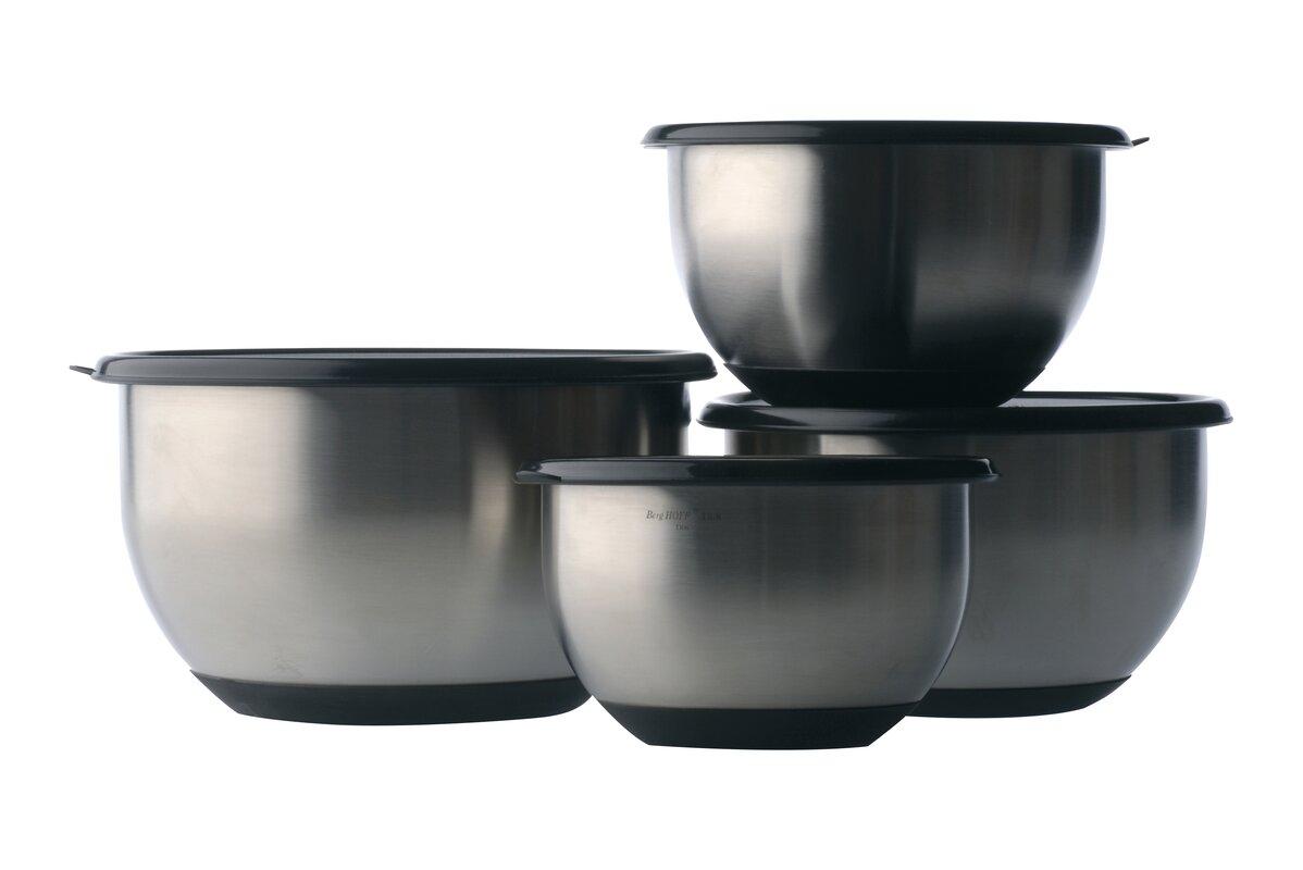 Geminis 8 Piece Mixing Bowl Set