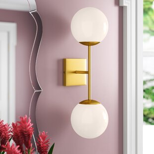 Antonia 2 - Light Dimmable Wallchiere