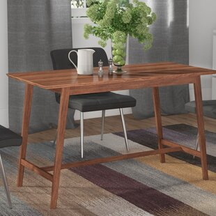 Flavius Solid Wood Dining Table Langley Street