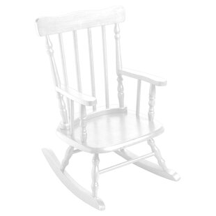 Warsaw Children's Rocking Chair by Harriet Bee