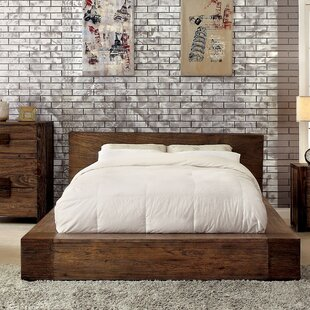 Check Prices Morgana Platform Bed by Loon Peak Reviews (2019) & Buyer's Guide