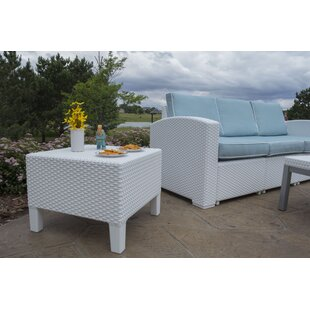 Amaryllis Patio Side Table