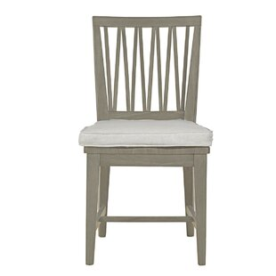 Tortuga Dining Chair (Set of 2) Rosecliff Heights