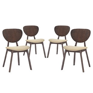 Murmur Dining Side Chair (Set of 4) by Mo..