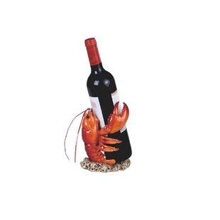 Bee Lobster Tabletop Wine Bottle Rack by ..