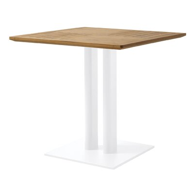 Brayden Studio Rickie Metal  Bistro Table