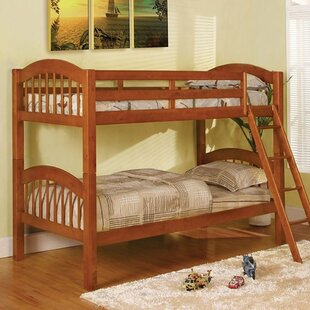 Inexpensive Hendon Picket Fence Twin Bunk Bed by Harriet Bee Reviews (2019) & Buyer's Guide